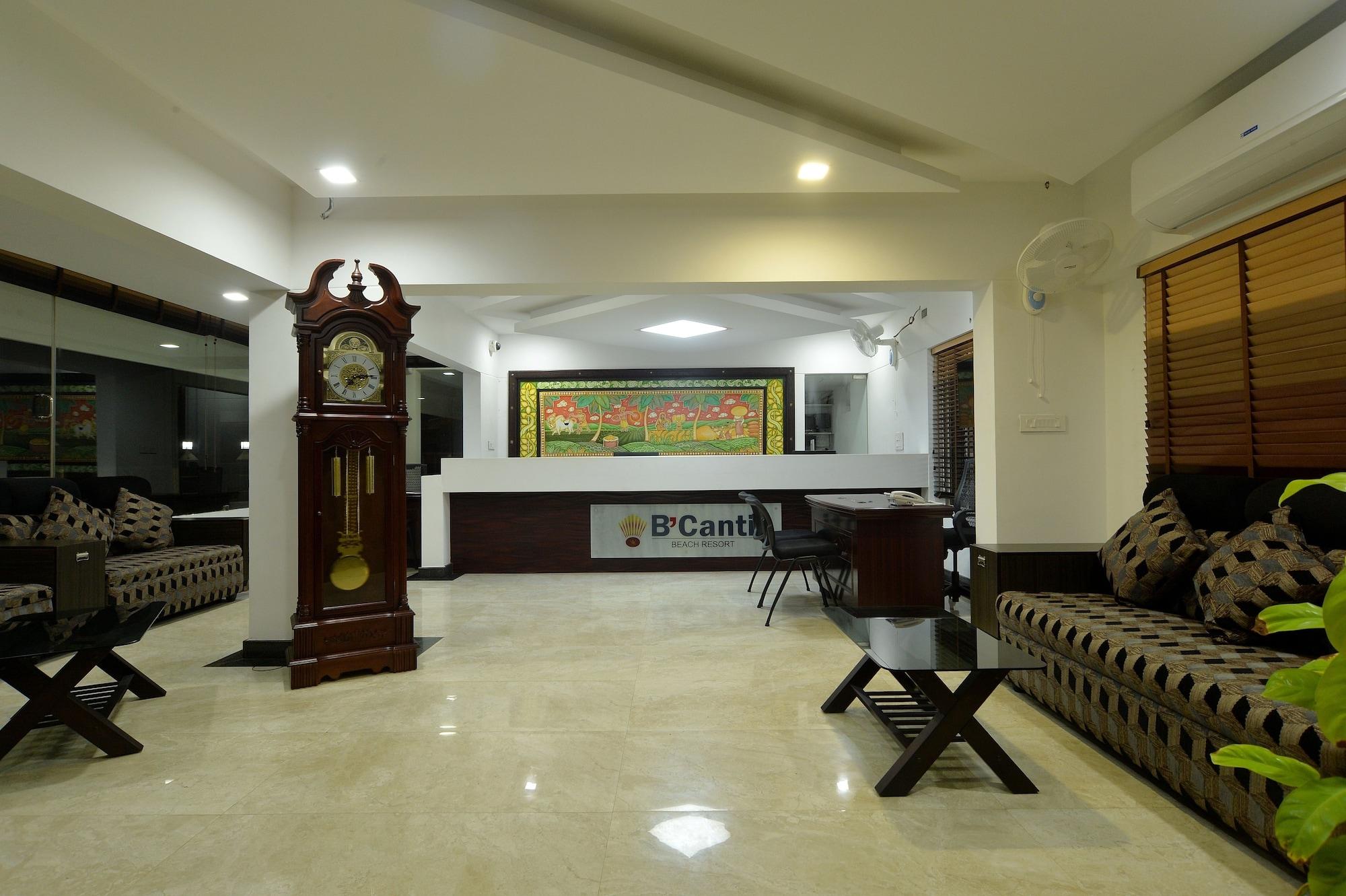 BCanti Boutique Beach Resort, Thiruvananthapuram