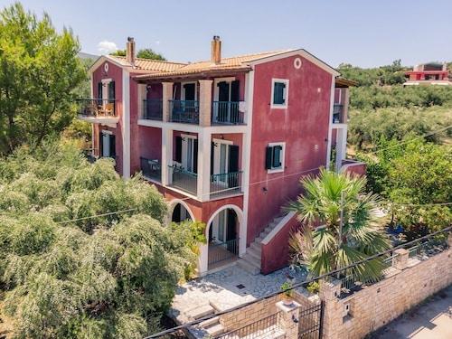 . Villa Liofyto Apartments