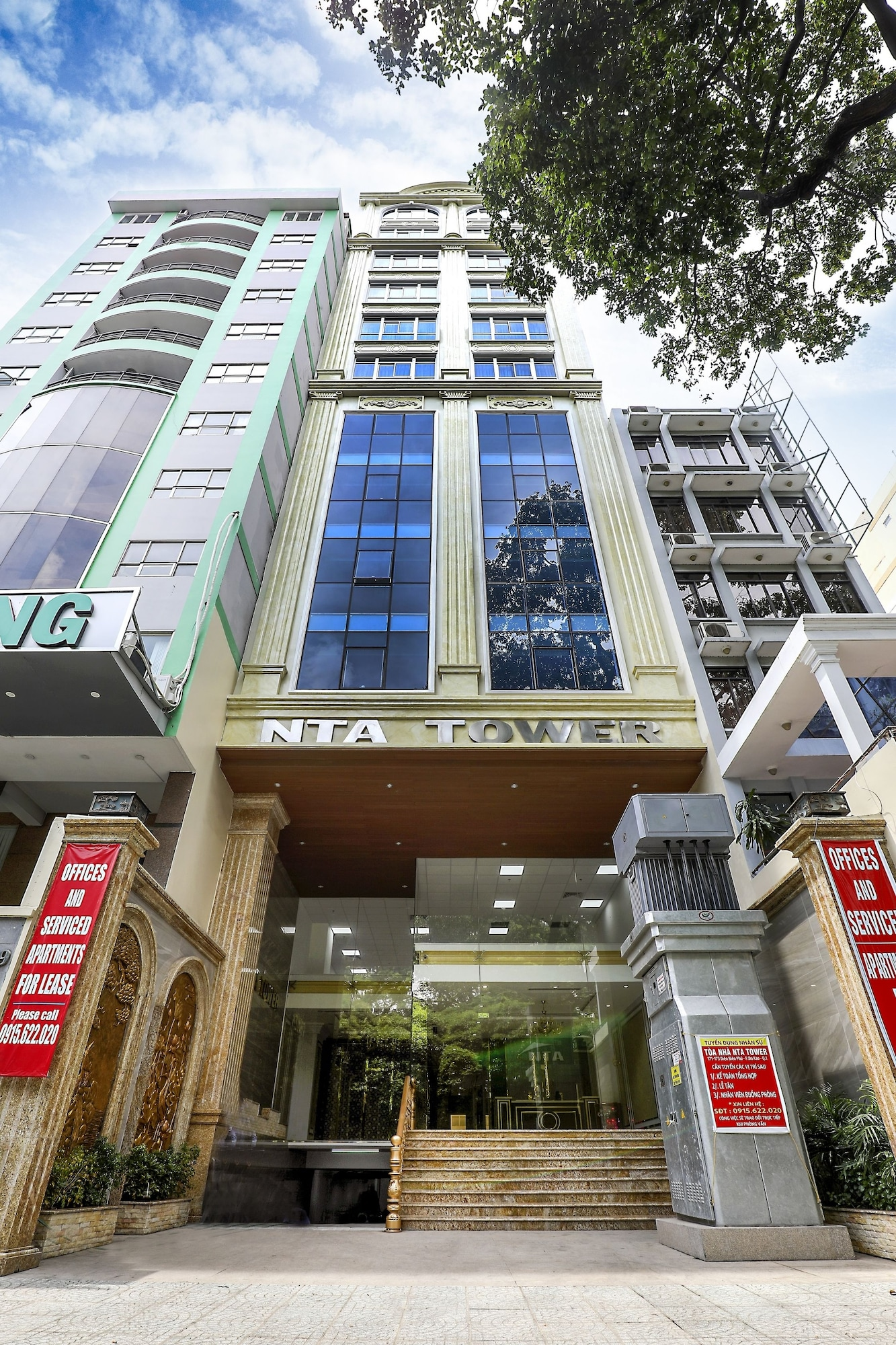 NTA Serviced Apartment, Quận 1