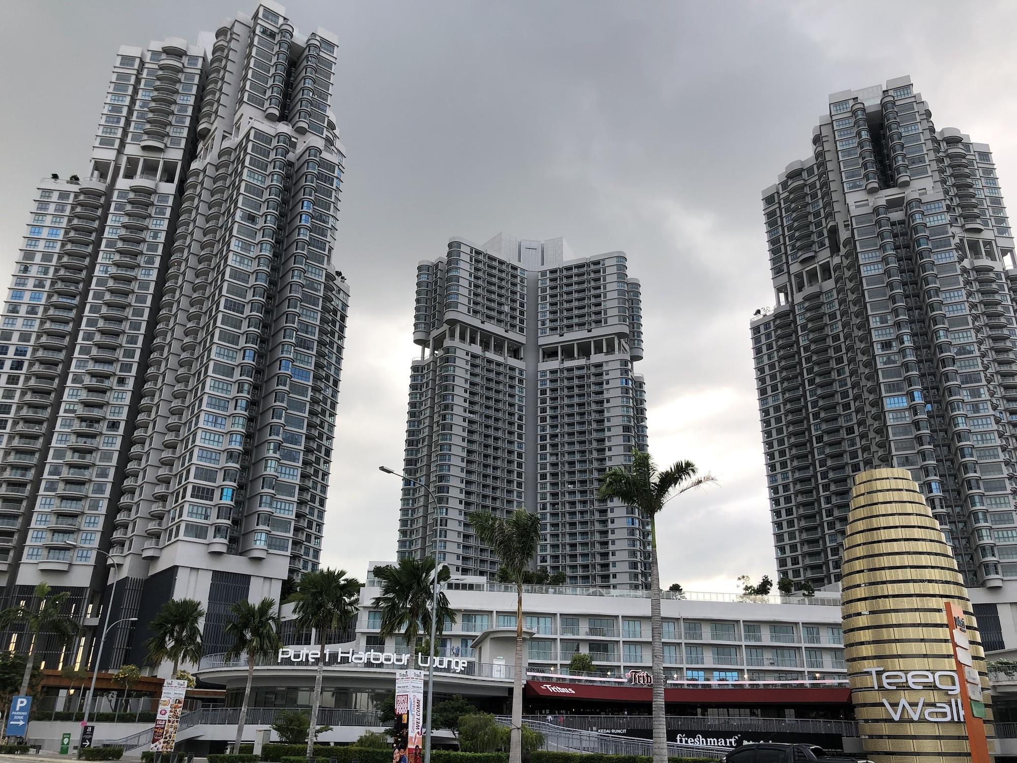 Teega Waterfront - Hello Kitty, Johor Bahru