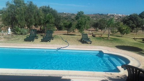 Villa With 3 Bedrooms in Luz, With Private Pool, Enclosed Garden and W, Lagos