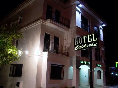 Hotel Calderon, Granada