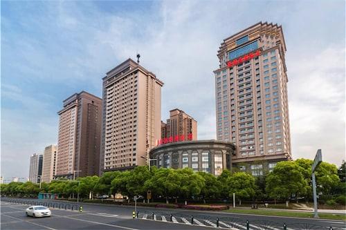 __{offers.Best_flights}__ Longqi Jianguo Hotel