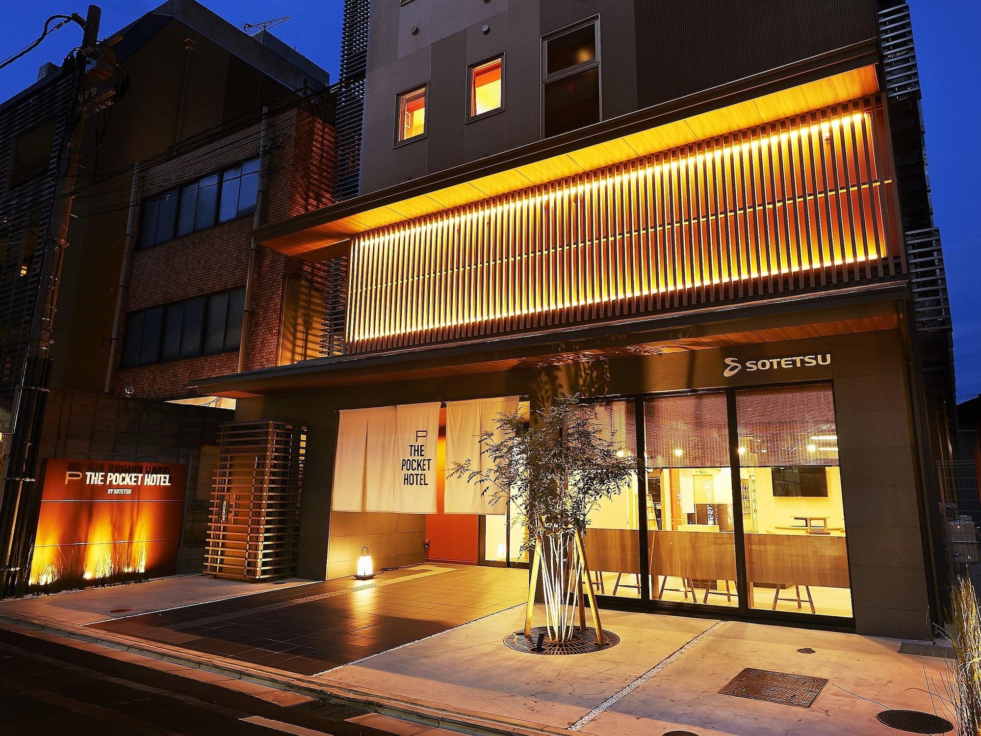 THE POCKET HOTEL Kyoto-Shijokarasuma, Kyoto