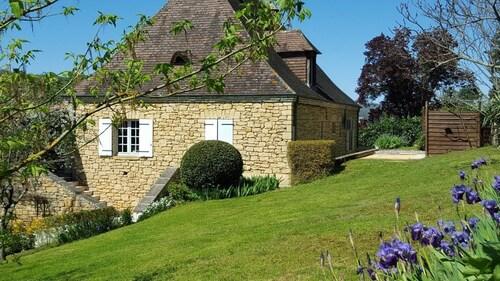 Le Lys de Castelnaud, Dordogne