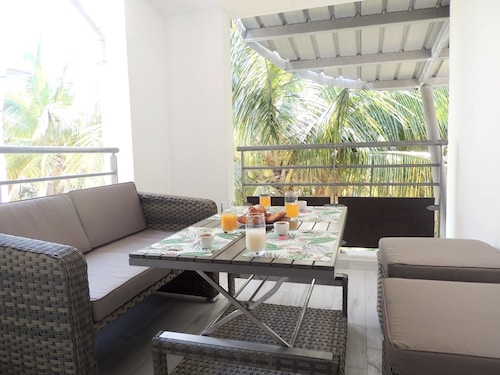 Apartment With one Bedroom in Boucan Canot, With Furnished Balcony and, Saint-Paul