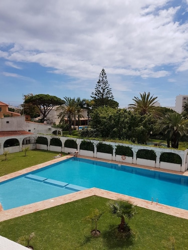 Apartment With 2 Bedrooms in Quarteira, With Wonderful City View, Pool, Loulé