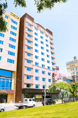 Yeosu Haebeach Hotel, Yeosu