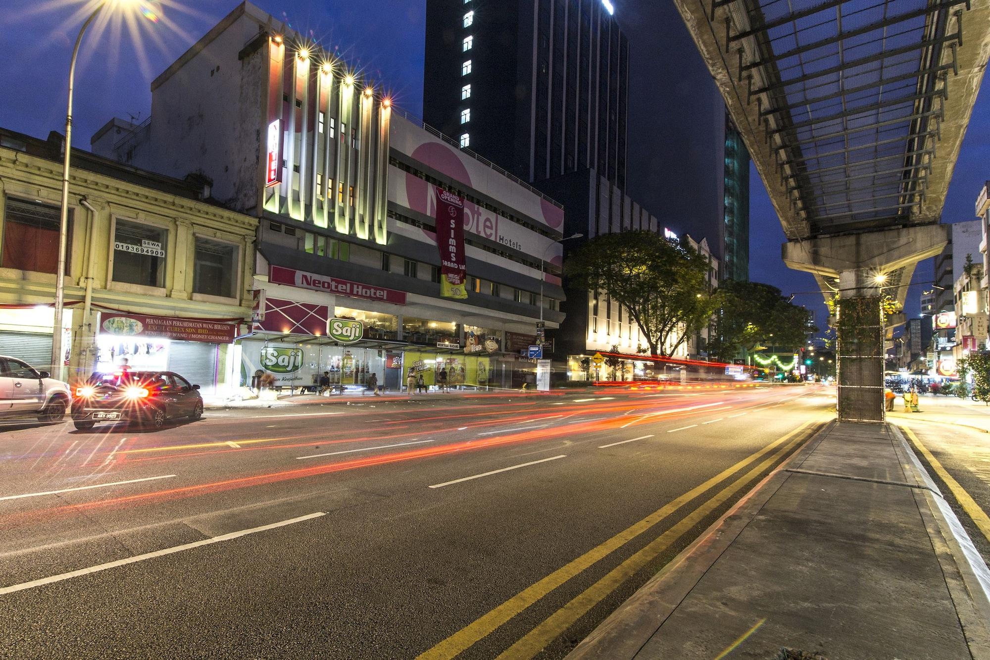 Simms Grand Inn, Kuala Lumpur