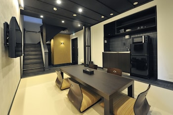 FUGABETTEI KYOTO TANBAGUCHI Living Area