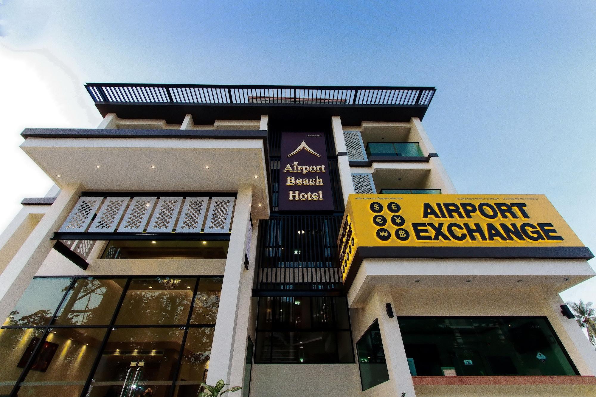 Airport Beach Hotel Phuket, Pulau Phuket