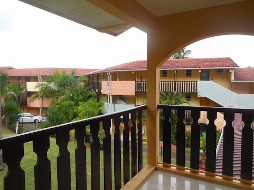 Apartment With one Bedroom in Sainte-anne, With Enclosed Garden and Wi, Sainte-Anne