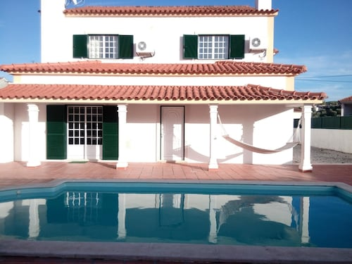 Villa With 4 Bedrooms in Ferreira do Zêzere, With Private Pool, Enclos, Ferreira do Zêzere