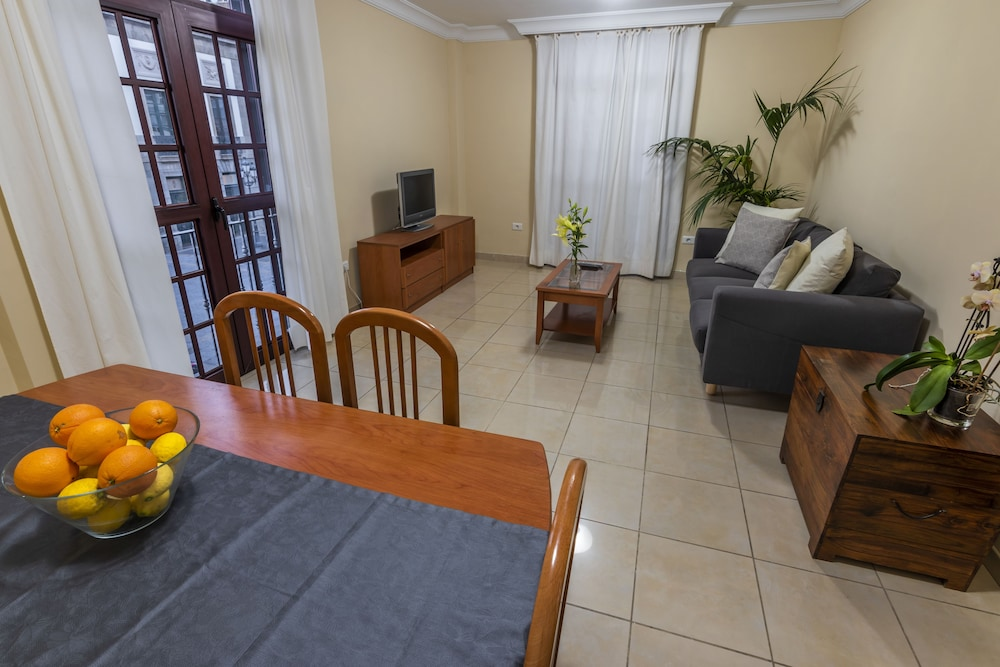 Apartment in the Heart of the City