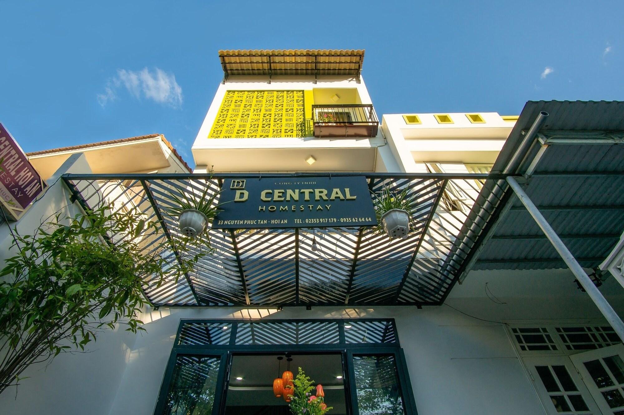 D Central Homestay Hoi An, Hội An