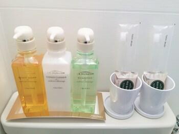 HOTEL OXIO Bathroom Amenities