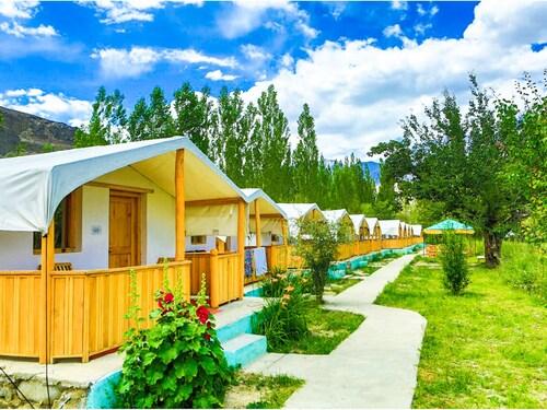 Shangri La Camp, Leh (Ladakh)