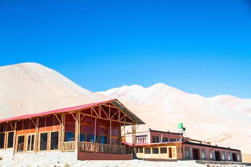 Ser Bhum Tso Resort, Leh (Ladakh)