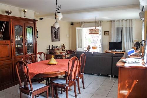 Villa With 3 Bedrooms in La Saline-les-bains, With Private Pool, Enclo, Saint-Paul
