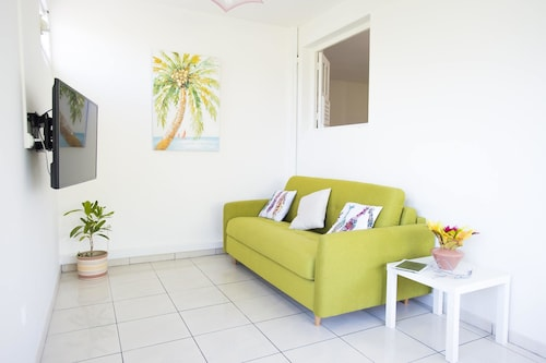 Apartment With one Bedroom in Trois Îlets, With Balcony and Wifi - 3 k, Les Trois-Îlets