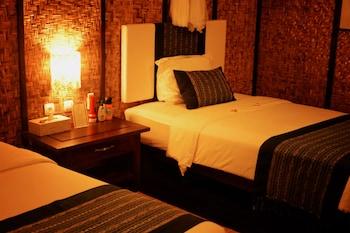 Twin Room, 1 Bedroom (Lumbung)