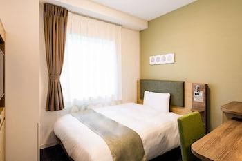 スタンダード ルーム ダブルベッド 1 台 禁煙|14㎡|コンフォートホテル札幌すすきの