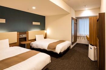 スタンダード ルーム シングルベッド 2 台 禁煙|21㎡|コンフォートホテル札幌すすきの