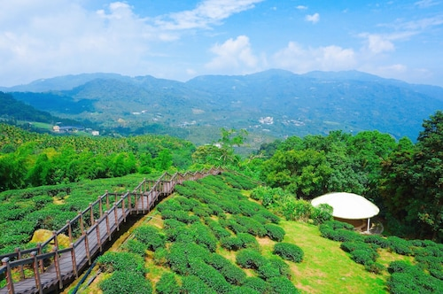 Look Tea House, Chiayi County