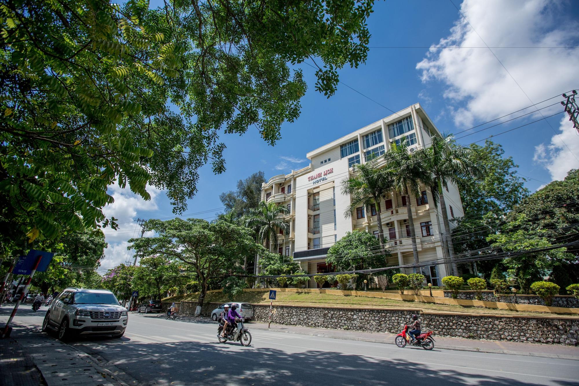 Thanh Lich Hotel, Uông Bí