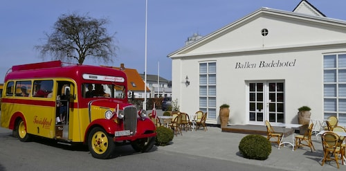 Ballen Badehotel, Samsø