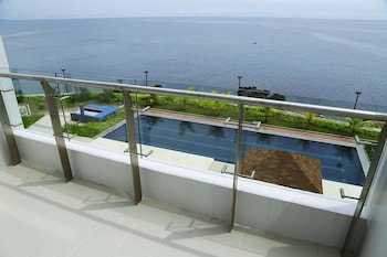AMAZING SEAVIEW ARTERRA PENTHOUSE View from Property