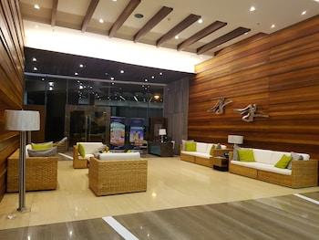 AMAZING SEAVIEW ARTERRA PENTHOUSE Lobby Lounge