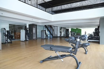 AMAZING SEAVIEW ARTERRA PENTHOUSE Fitness Facility