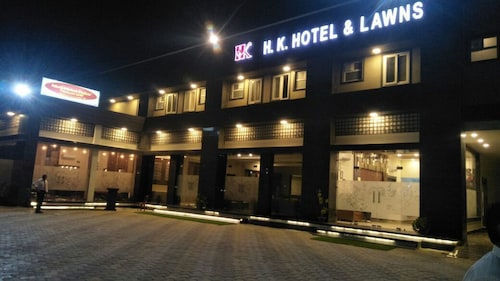 H K Hotel & Lawns, Hardoi