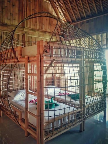 Luxury Bamboo Hostel, Gianyar