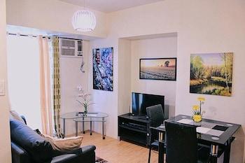 1BR CONDOMINIUM @ AVIDA TOWERS CEBU IT PARK Living Area