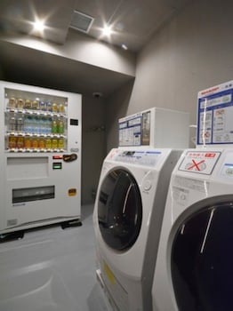 ICI HOTEL AKASAKA BY RELIEF Laundry Room