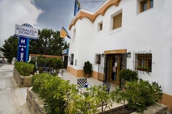 Hotel - Hotel Rosaleda Doncel