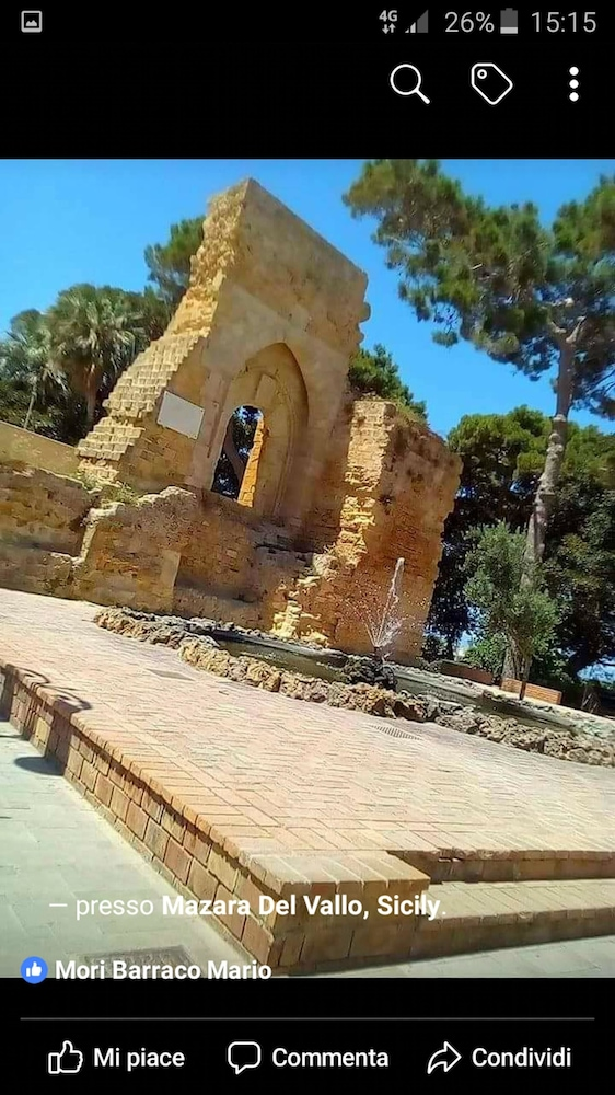 Apartment With 3 Bedrooms in Mazara del Vallo, With