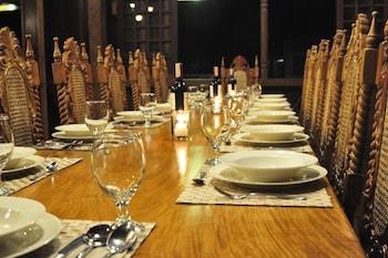 CASA SIMEON Dining