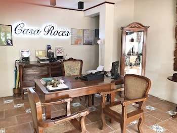 CASA ROCES BED AND BREAKFAST Reception