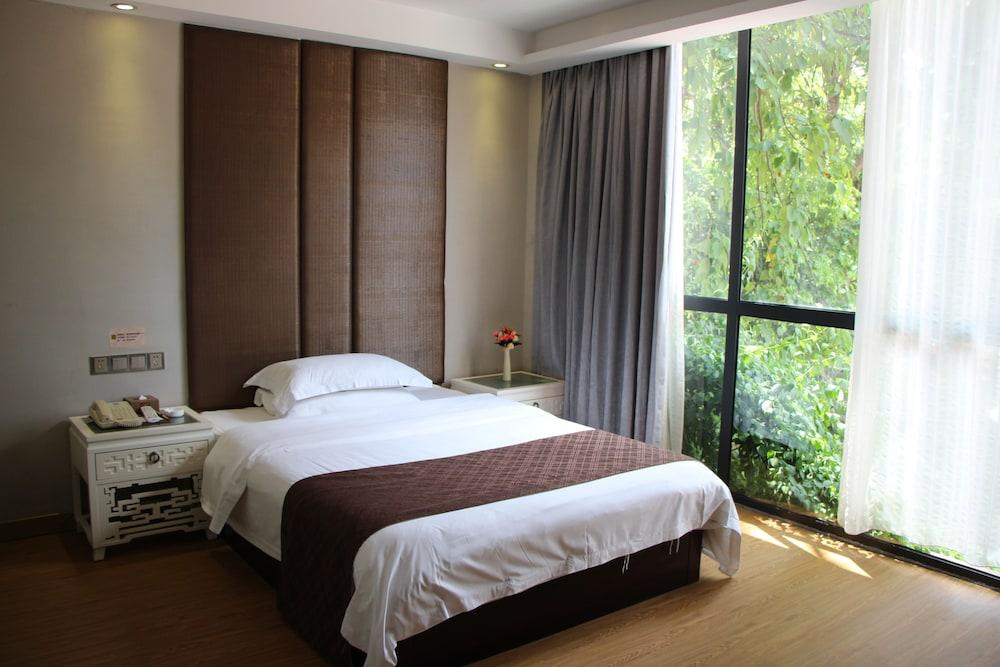 ウフ ブティック ホテル (深圳五福商务精品酒店)
