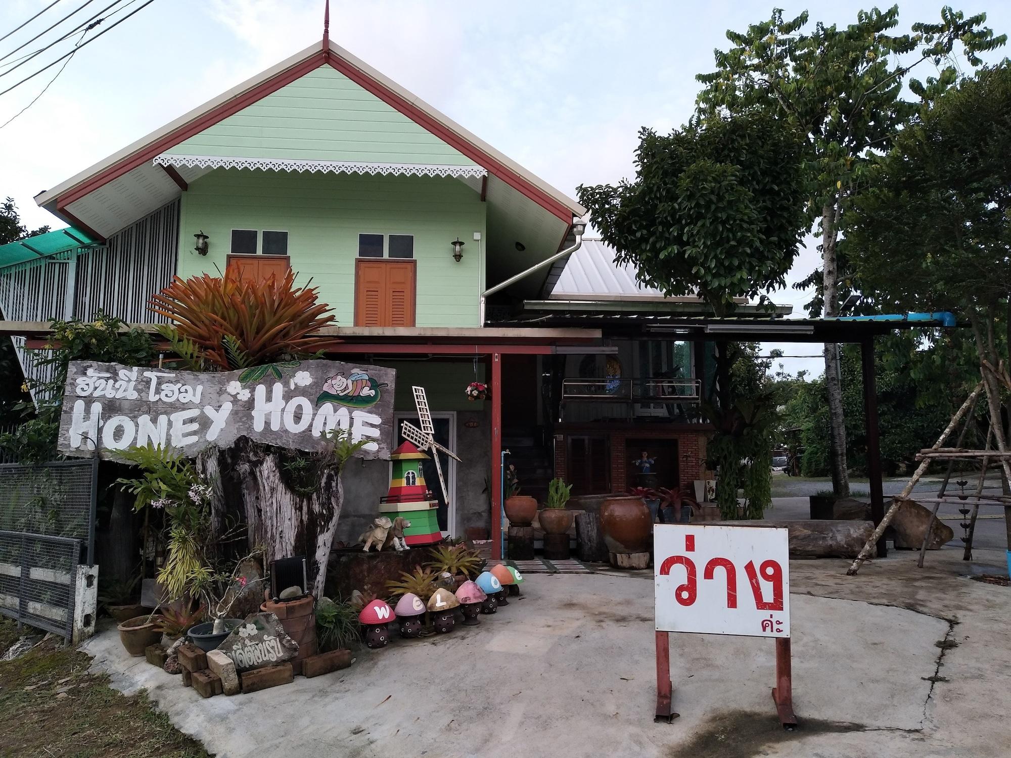 Honey Home Resort, Tha Mai