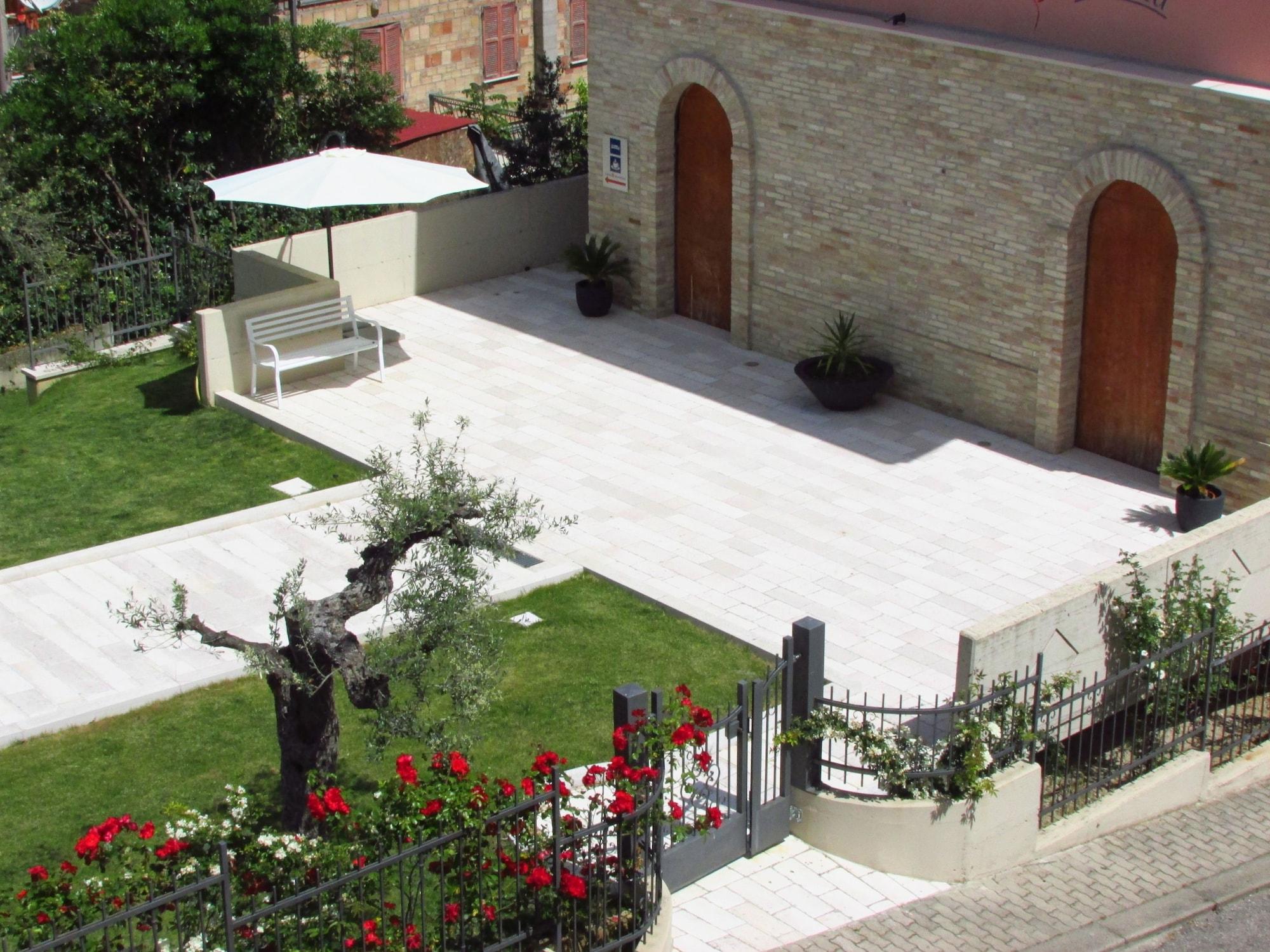 Villa Istonia, Chieti