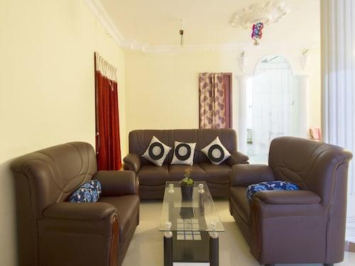 OYO 13079 Home Compact 3BHK Near ECR Cudalore Road, Puducherry