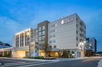 蓋恩斯維爾 - 慶祝岬英迪格飯店 Hotel Indigo Gainesville-Celebration Pointe