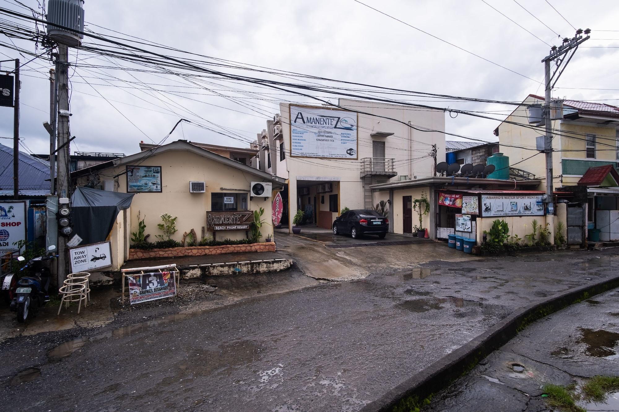 Amanentez Olongapo, Olongapo City
