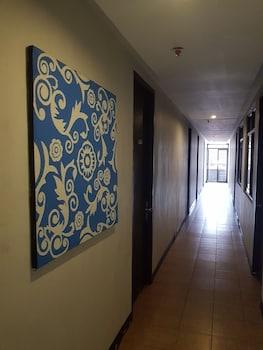 MICRO STAR INN - ESSENSA INN Hallway