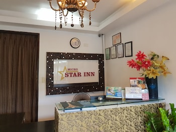 MICRO STAR APARTELLE Reception