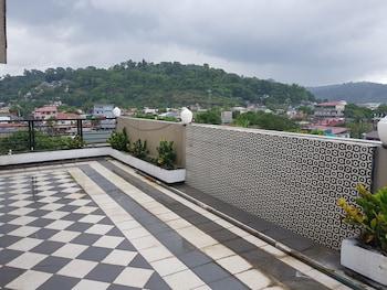 MICRO STAR APARTELLE Terrace/Patio